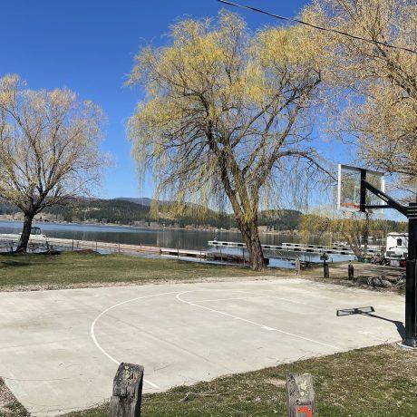 Basketball Court Image